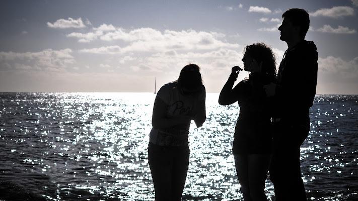 Amici al mare di Fabrizio Aiello