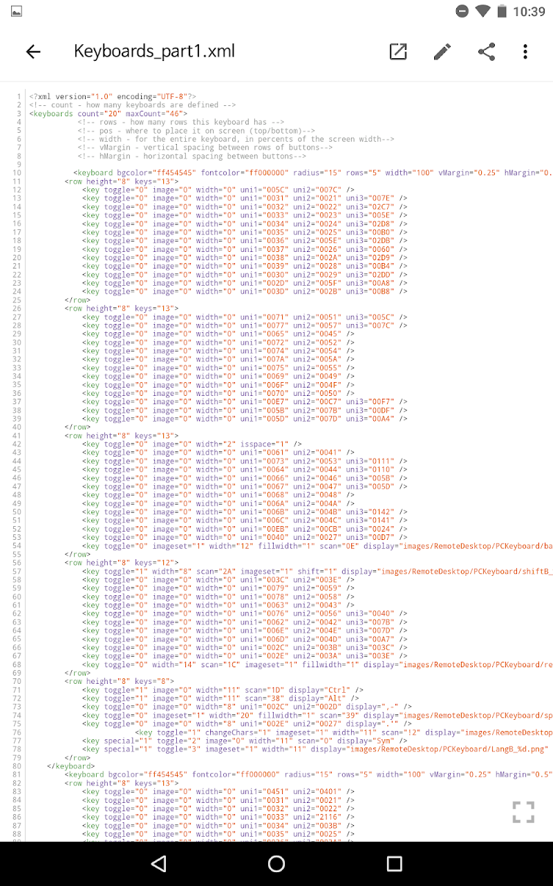 N Docs - Office, Pdf, Text, Markup, Ebook Reader Screenshot 17