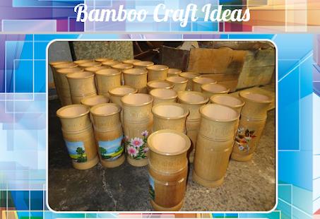 Descargar Ideas Artesanía de bambú Andorid-Ideas Artesanía de ...