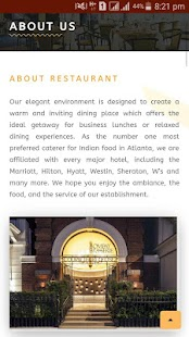 Bombay Brasserie- screenshot thumbnail