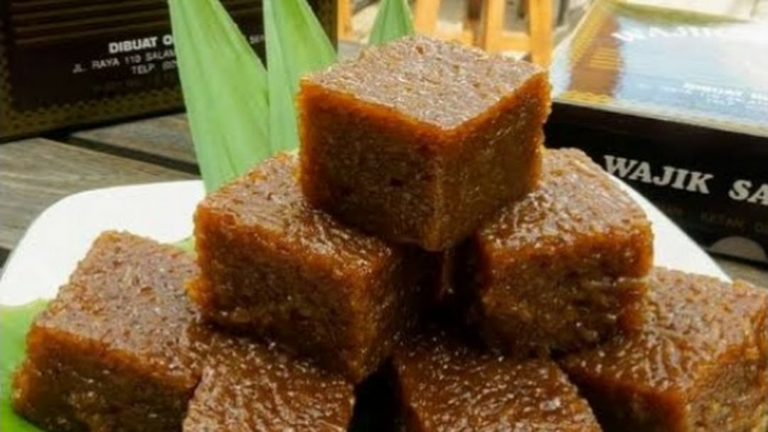Wajik Salaman Ny In Food Manufacturer