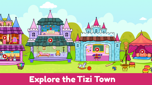 My Tizi World - Play Ultimate Town Games for Kids 5 screenshots 2
