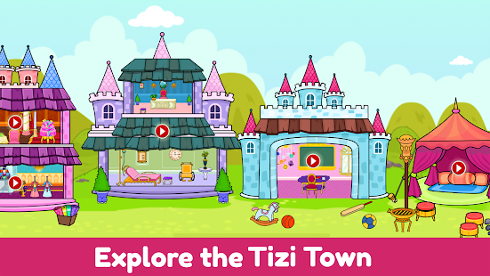 My Tizi World - Play Ultimate Town Games for Kids Mod