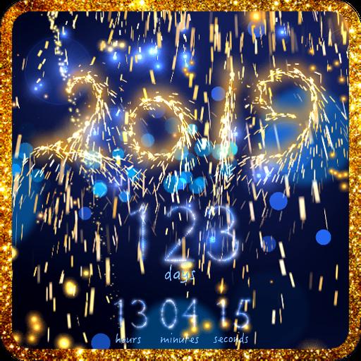 New Year 2019 countdown premium (app)
