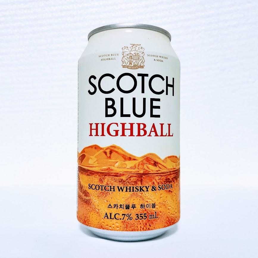 韓國LOTTE蘇打威士忌風味酒