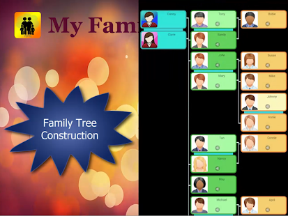 My Family- screenshot thumbnail