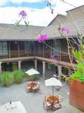 Photo: Museum courtyard