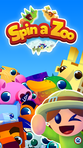 Spin a Zoo - Tap, Click, Idle Animal Rescue Game! - screenshot