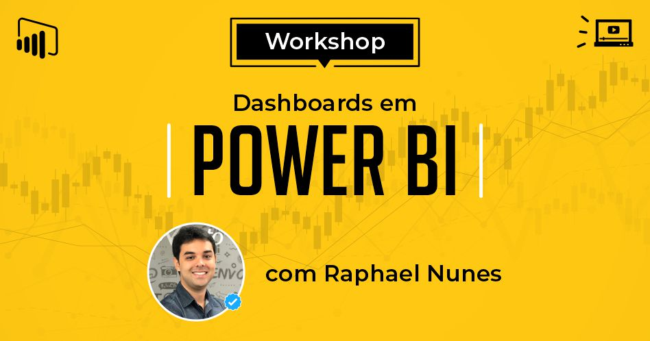Workshop de dashboards em Power BI