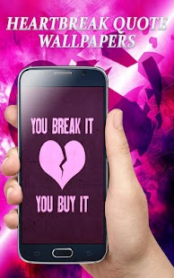 Heartbreak Quote Wallpapers - náhled