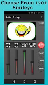 Action Smileys screenshot 1