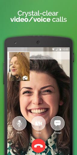 Pinngle Safe Messenger: Free Calls & Video Chat 2.2.1 screenshots 1