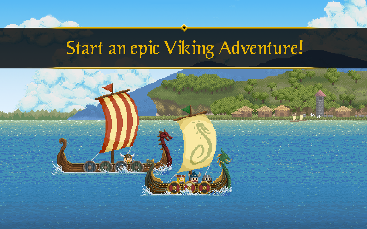 The Last Vikings- screenshot