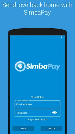 SimbaPay screenshot 1