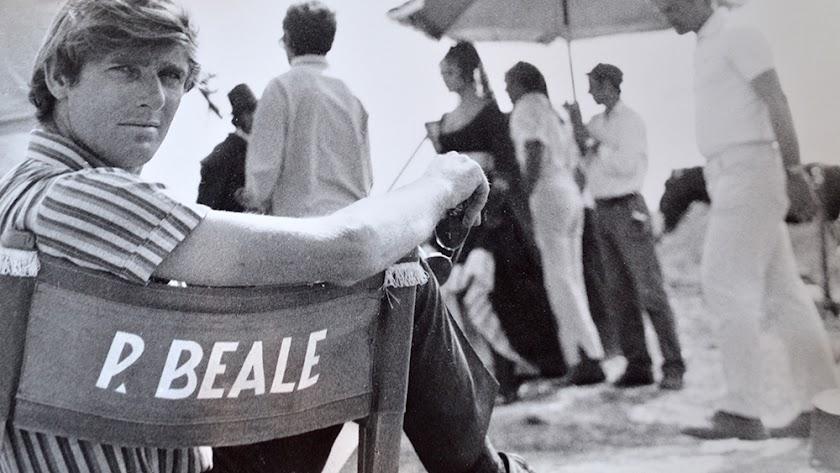 Peter Beale, productor británico afincado en Carboneras.