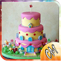 Birthday Cakes Design icon