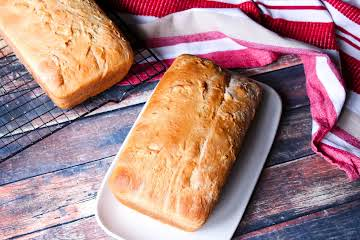 Buttermilk Honey Bread