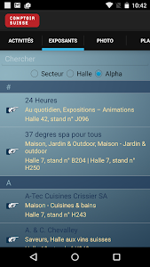 Comptoir Suisse screenshot 1
