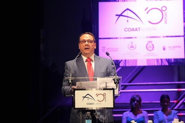 Juan Manuel Martín, presidente de la Fundación Ibáñez-Cosentino.