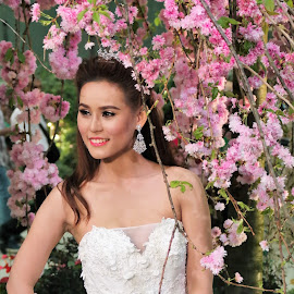 Beautiful Bride #1 by Koh Chip Whye - Wedding Bride