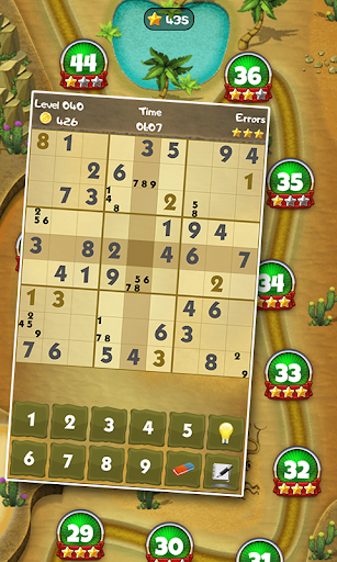 Best Sudoku (Free) screenshot 3