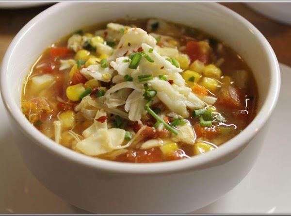 Spicy Lump Crab Soup Recipe