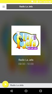Radio La Jefa- screenshot thumbnail