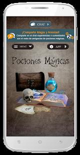 Pociones mágicas 1