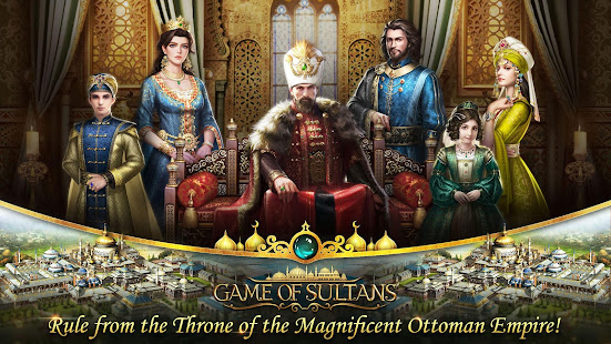 Game of Sultans v1.7 APK Data Obb Full