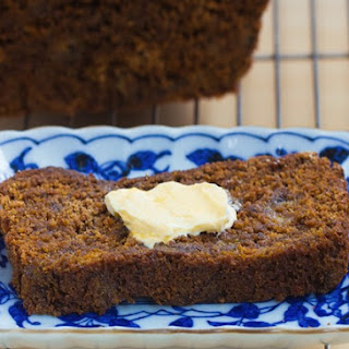 Gingerbread Banana Bread Recipe