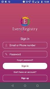 Event Registry 2.2.4 [Mod + APK] Android 2
