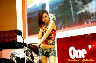 Photo: Honda Girls @JMS 2012