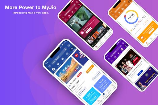 MyJio: For Everything Jio 6.0.03 screenshots 1