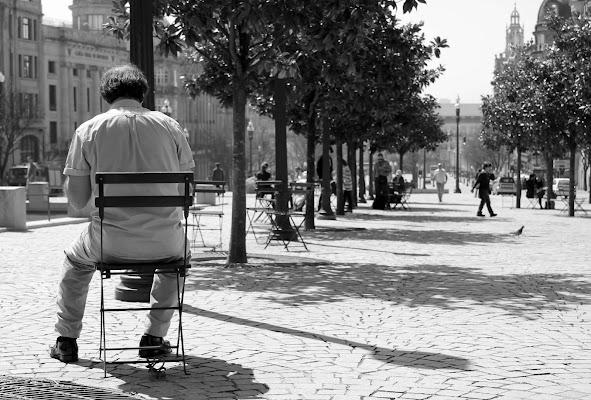 Sedie e Piazze di FabioMuscasFotografia