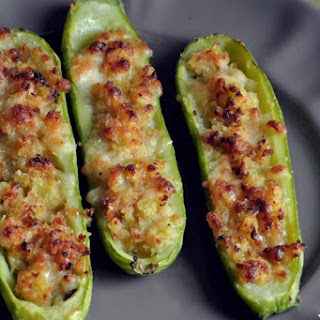 Baked Stuffed Zucchini Recipes.