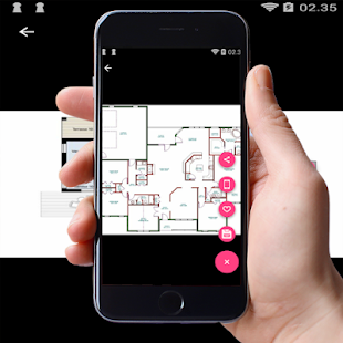 Idea blueprint simple house apps on google play screenshot image malvernweather Images
