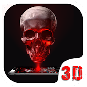 Tema Red Blood 3D cranio