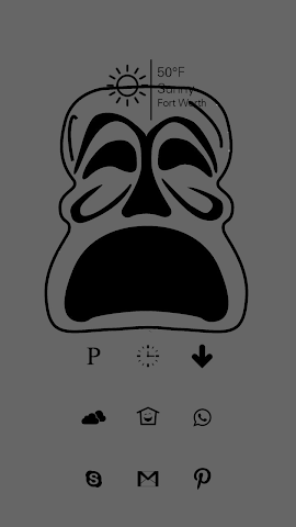 android The Hungry Mouth Beast Screenshot 1