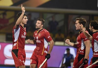 Red Lions behalen tweede overwinning tegen Groot-Brittanië, Red Panthers moeten nipt het onderspit delven