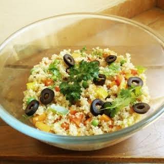 Quinoa Summer Salad.