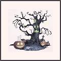 怪しい枯木