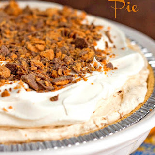 Butterfinger Pie.