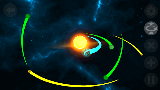 Star Sim 3D: Gravity in Space- screenshot thumbnail
