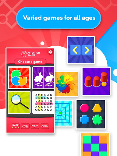 Train your Brain - Attention Games modavailable screenshots 3