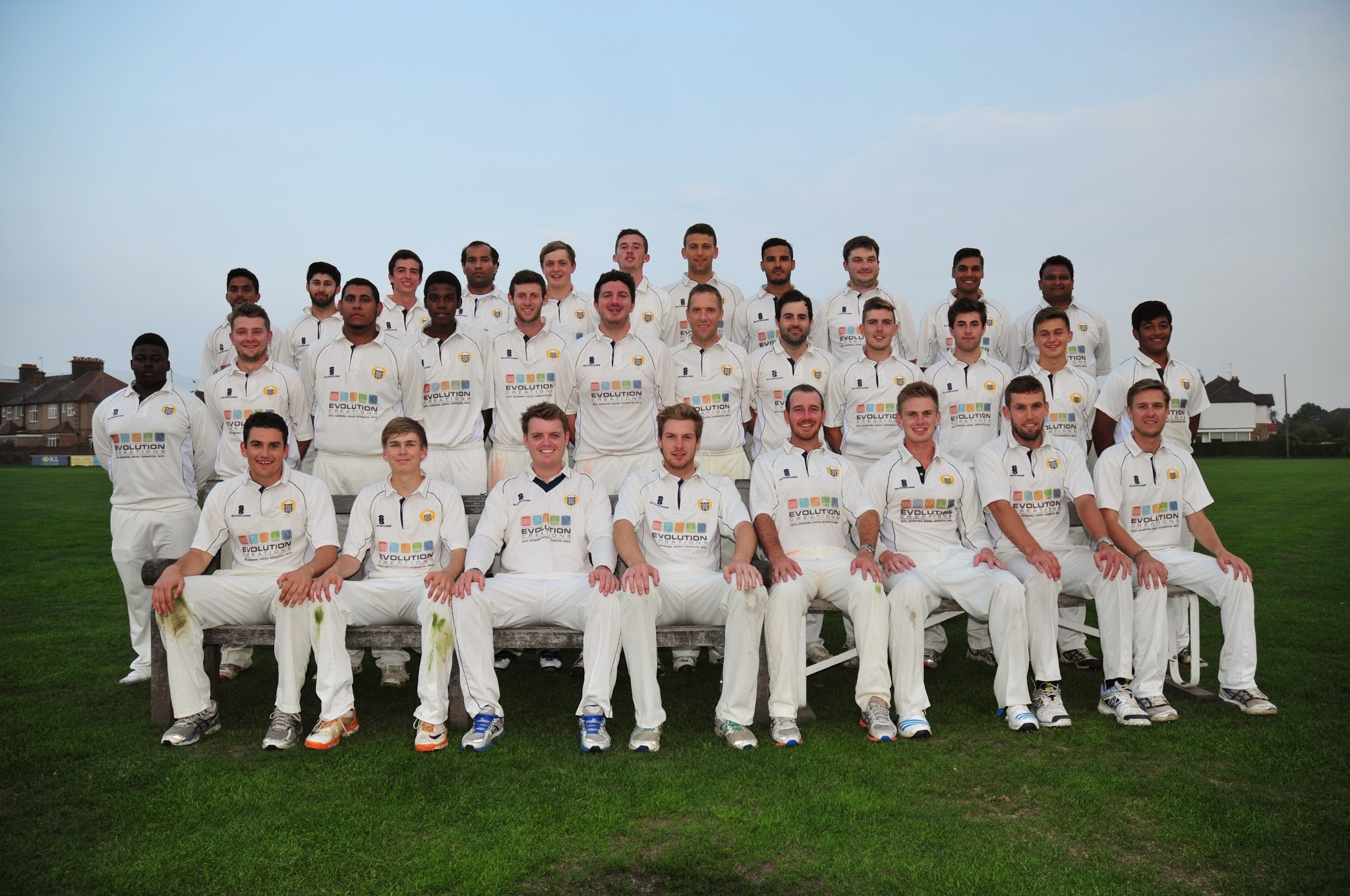 Photo: 1s, 2s and 3s champions 2014
