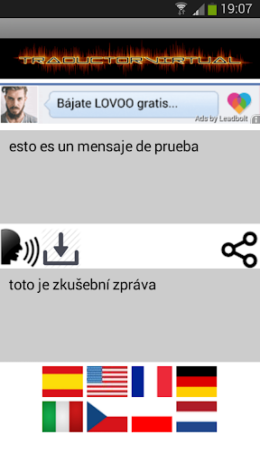 TraductorVirtual for PC