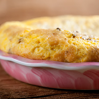 Crustless Bacon And Cheddar Quiche Recipes.