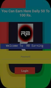 RB Earning Zone - náhled