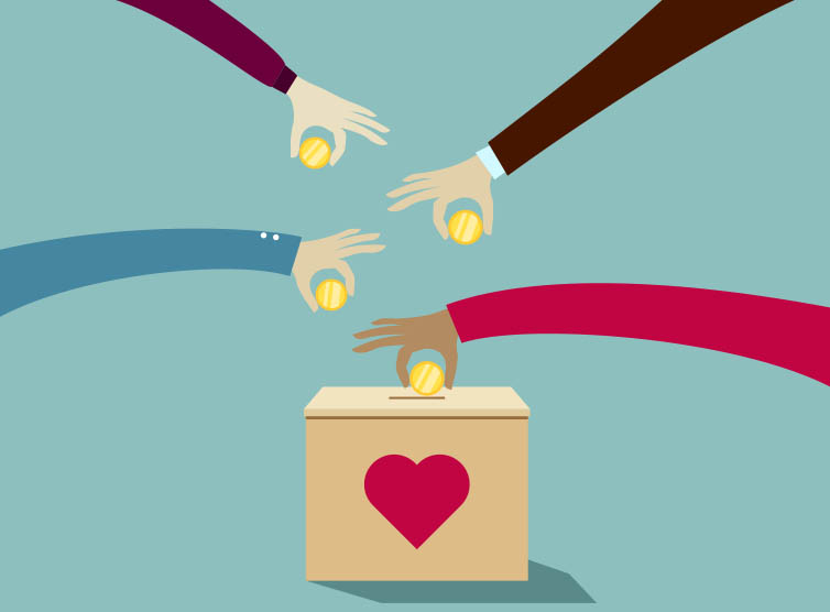 Using Behavioural Insights to Increase Charitable Donations