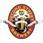 Logo for Second Street Brewery